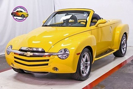 2005 Chevrolet SSR for sale 100776306