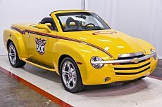 2005 Chevrolet SSR for sale 100776710