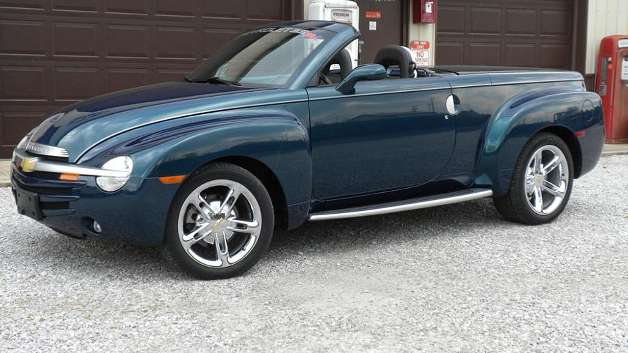 2005 Chevrolet SSR for sale 100858499