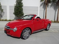 2005 Chevrolet SSR for sale 100840384