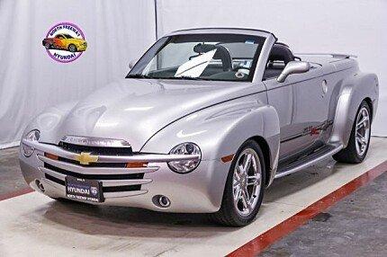 2005 Chevrolet SSR for sale 100852594