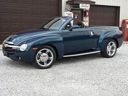 2005 Chevrolet SSR for sale 100858499