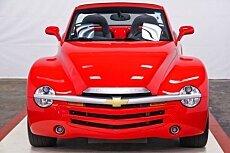 2005 Chevrolet SSR for sale 100876374