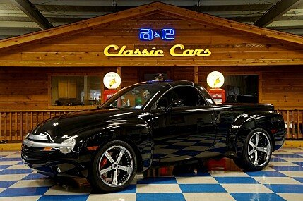 2005 Chevrolet SSR for sale 100962739