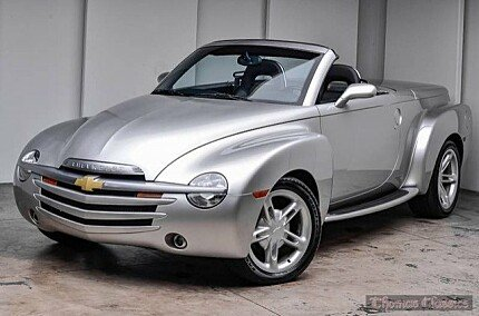2005 Chevrolet SSR for sale 100993667