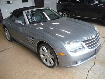2005 Chrysler Crossfire Limited Convertible for sale 100860989