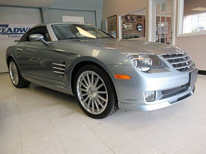 2005 Chrysler Crossfire SRT-6 Coupe for sale 100910634