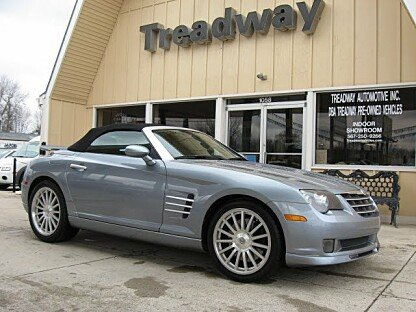 2005 Chrysler Crossfire SRT-6 Convertible for sale 100919282