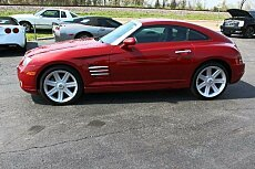 2005 Chrysler Crossfire Limited Coupe for sale 100978562