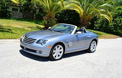 2005 Chrysler Crossfire Limited Convertible for sale 100986706