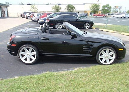 2005 Chrysler Crossfire Convertible for sale 100992997