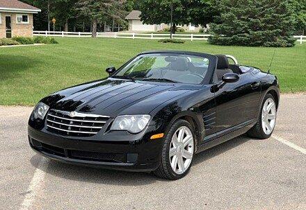 2005 Chrysler Crossfire for sale 101003853