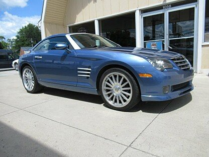 2005 Chrysler Crossfire SRT-6 Coupe for sale 101006047