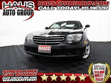 2005 Chrysler Crossfire Coupe for sale 101011758