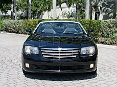 2005 Chrysler Crossfire Limited Convertible for sale 101028277