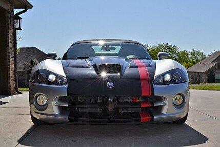 2005 Dodge Viper SRT-10 Convertible for sale 100985760