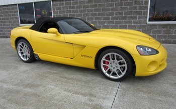 2005 Dodge Viper SRT-10 Convertible for sale 100980036