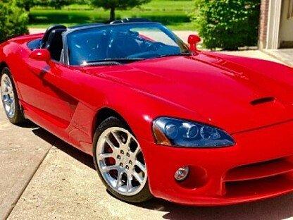 2005 Dodge Viper SRT-10 Convertible for sale 101003911