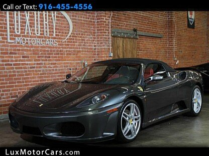 2005 Ferrari F430 Spider for sale 100951920