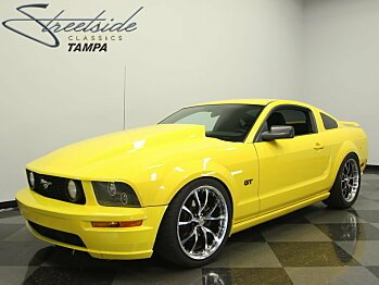 2005 Ford Mustang GT Coupe for sale 100870905
