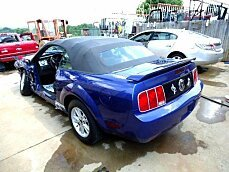2005 Ford Mustang Convertible for sale 100749582