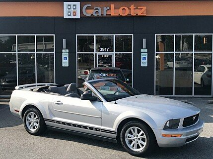 2005 Ford Mustang Convertible for sale 100907574