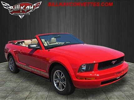 2005 Ford Mustang Convertible for sale 100993432