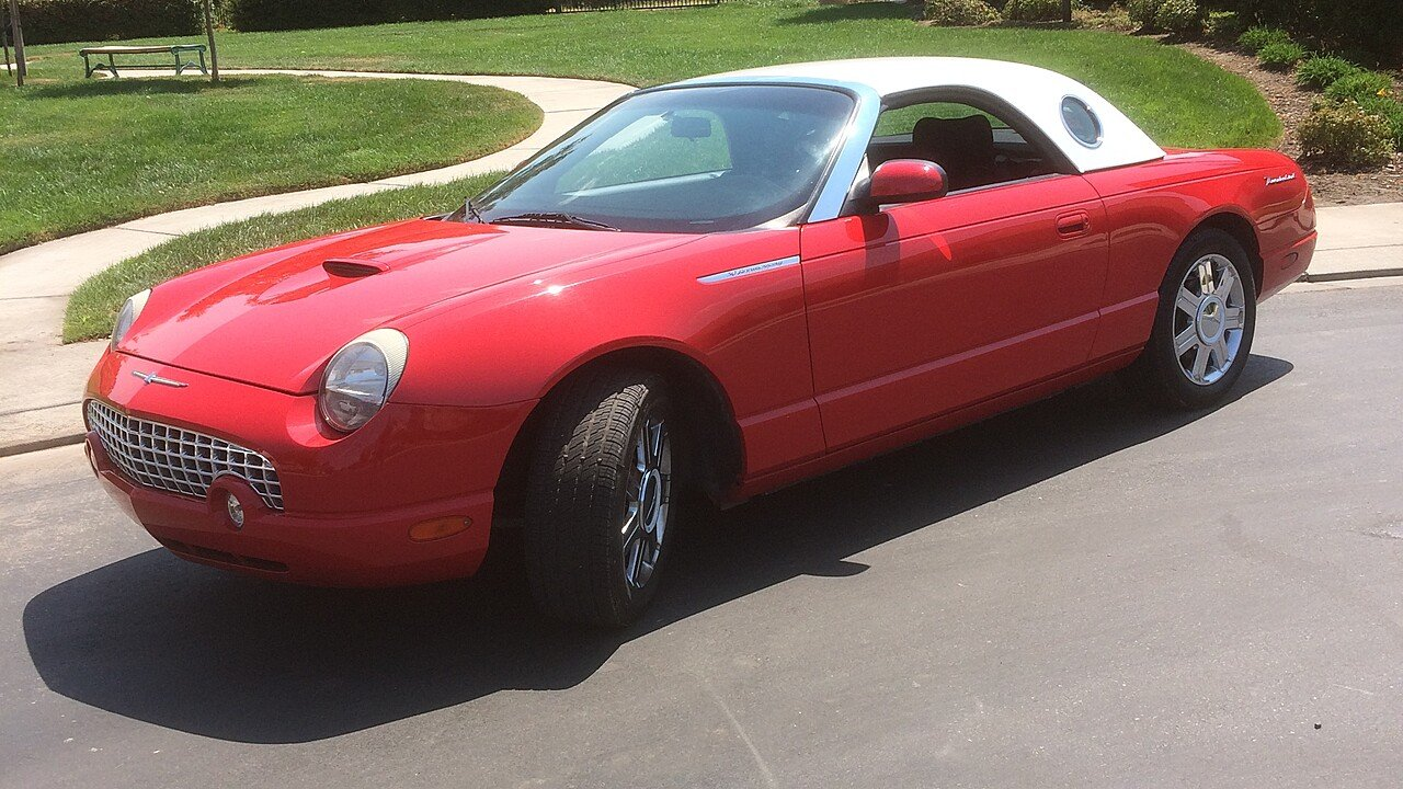 2005 Ford Thunderbird 50th Anniversary for sale 100905416