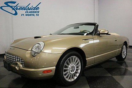 2005 Ford Thunderbird for sale 100960480