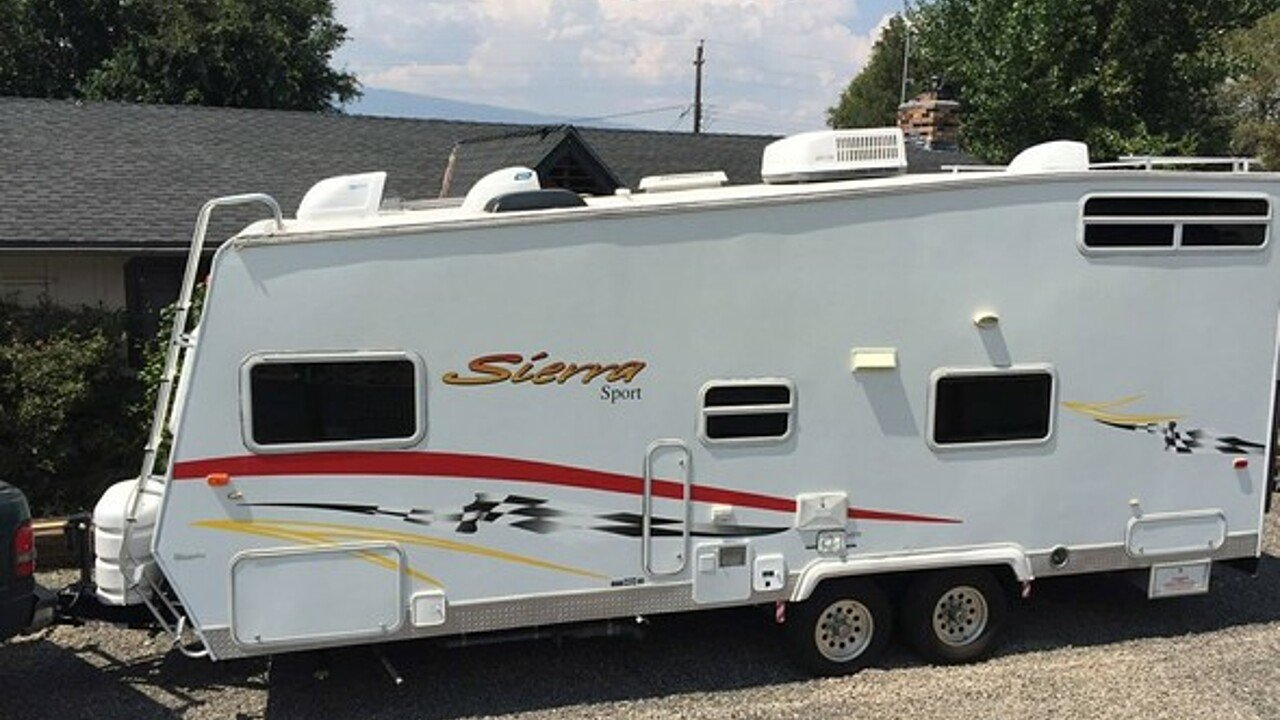 2005 Forest River Sierra for sale 300146559