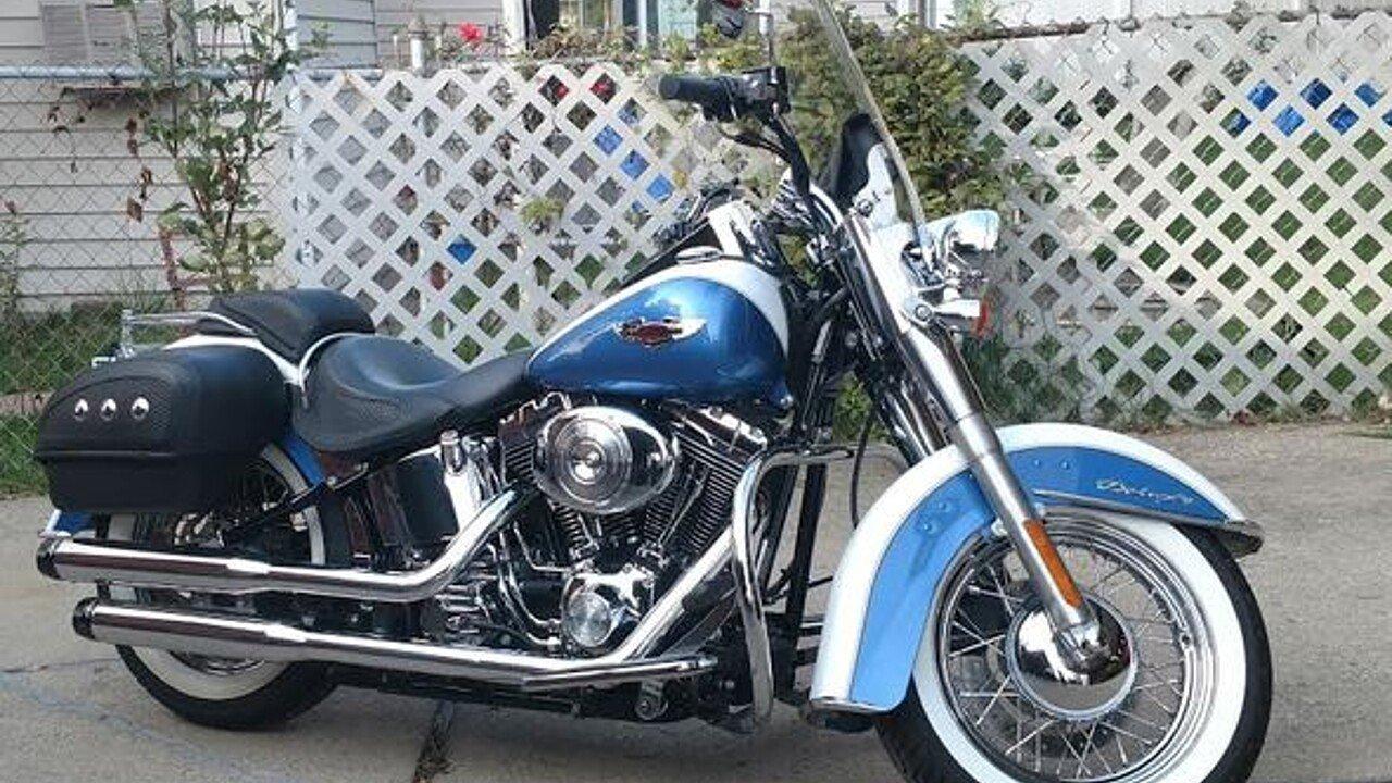 2005 Harley-Davidson Softail for sale 200454998