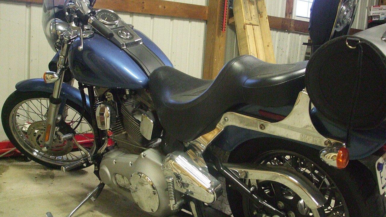 2005 Harley-Davidson Softail for sale 200586476