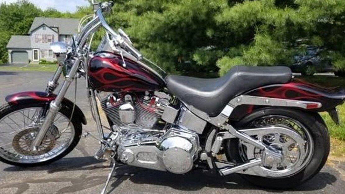 2005 Harley-Davidson Softail for sale 200587070