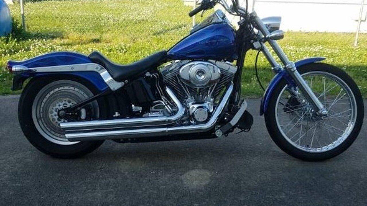 2005 Harley-Davidson Softail for sale 200591018