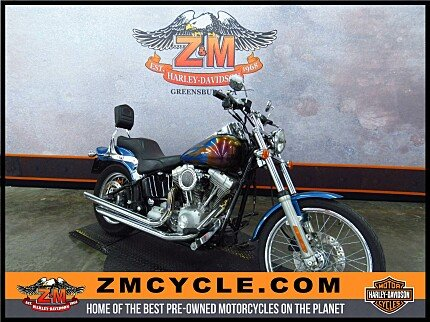 2005 Harley-Davidson Softail for sale 200498126