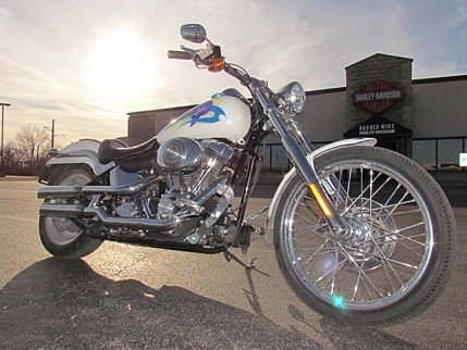 2005 Harley-Davidson Softail for sale 200550088