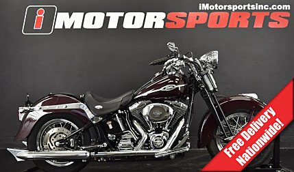 2005 Harley-Davidson Softail for sale 200611832