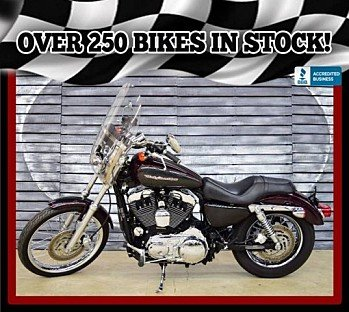 2005 Harley-Davidson Sportster for sale 200449644