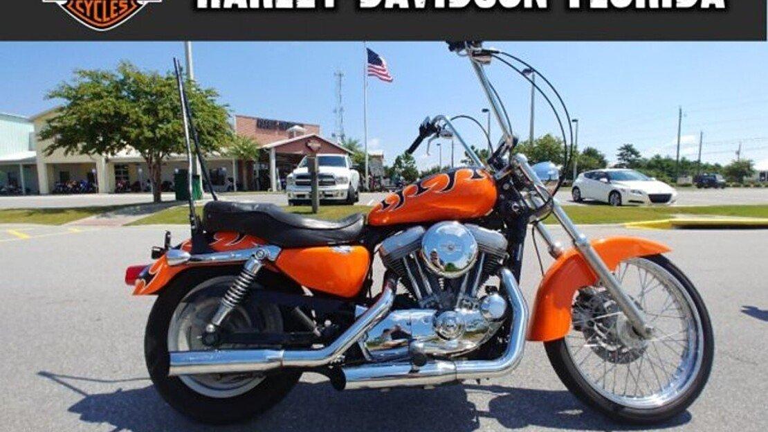2005 Harley-Davidson Sportster for sale 200597792