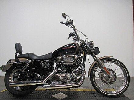 2005 Harley-Davidson Sportster for sale 200525048