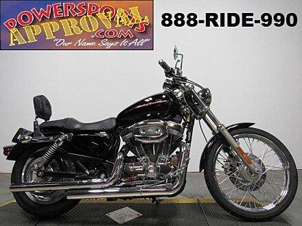 2005 Harley-Davidson Sportster for sale 200633836