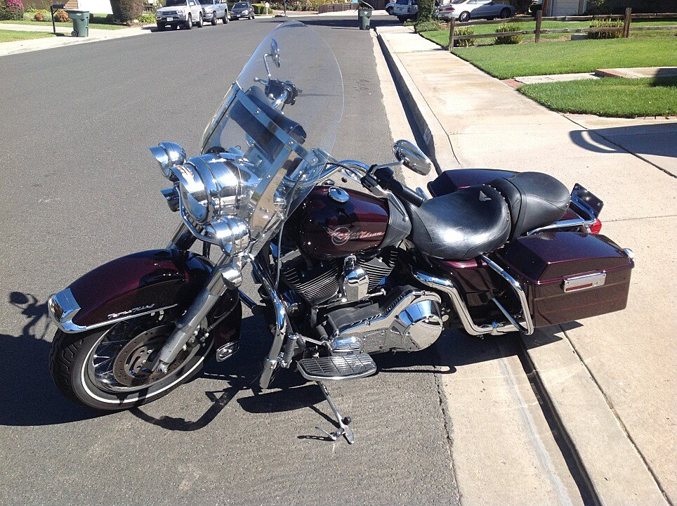 2005 Harley-Davidson Touring Road King for sale 200391412