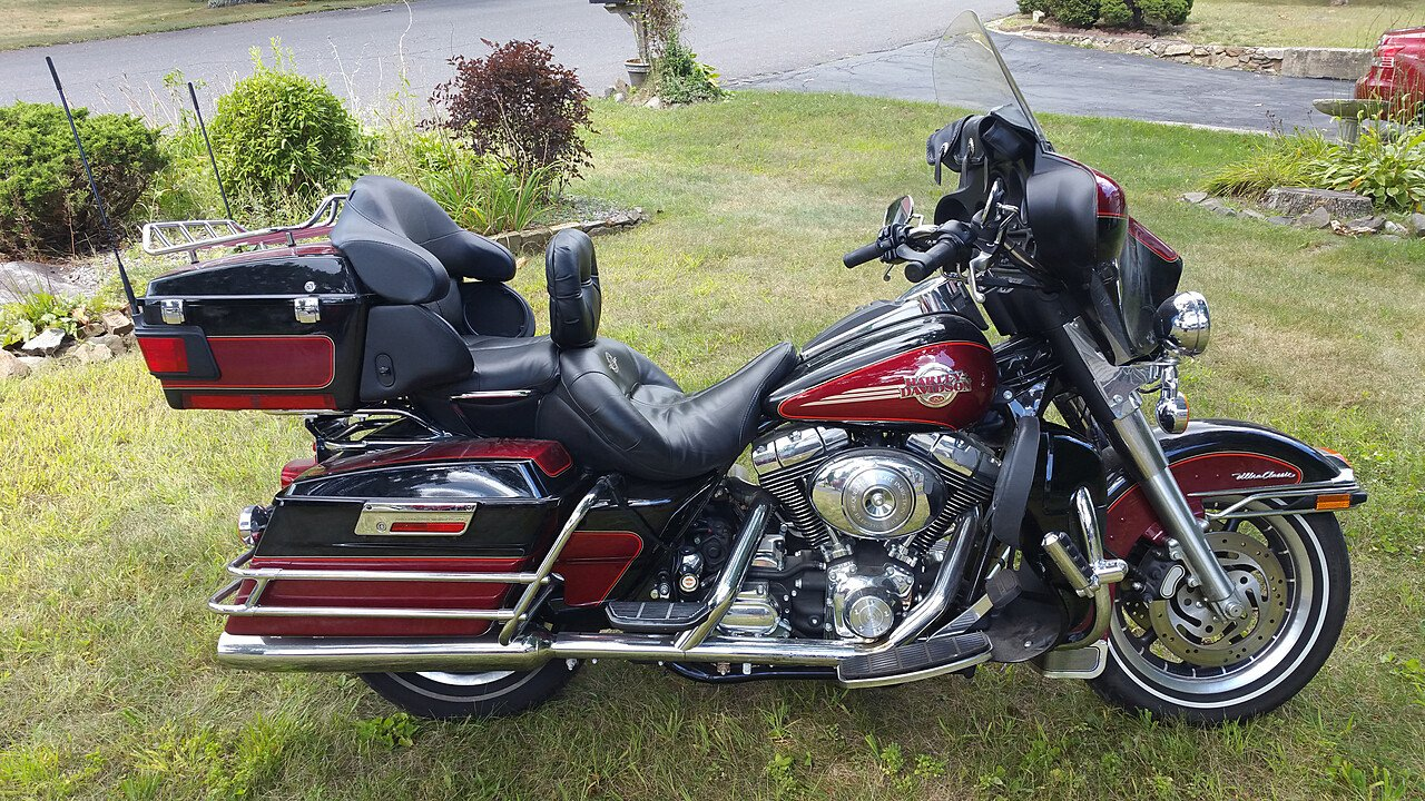 2005 Harley-Davidson Touring Ultra Classic for sale 200478542