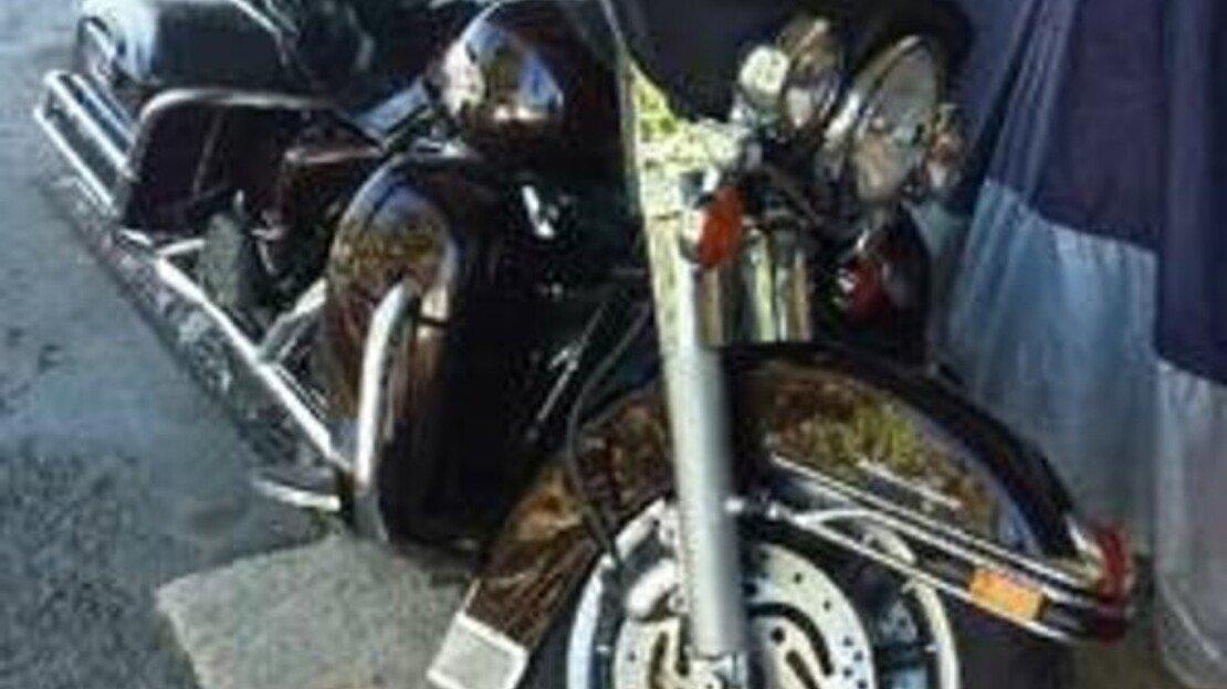 2005 Harley-Davidson Touring for sale 200507575