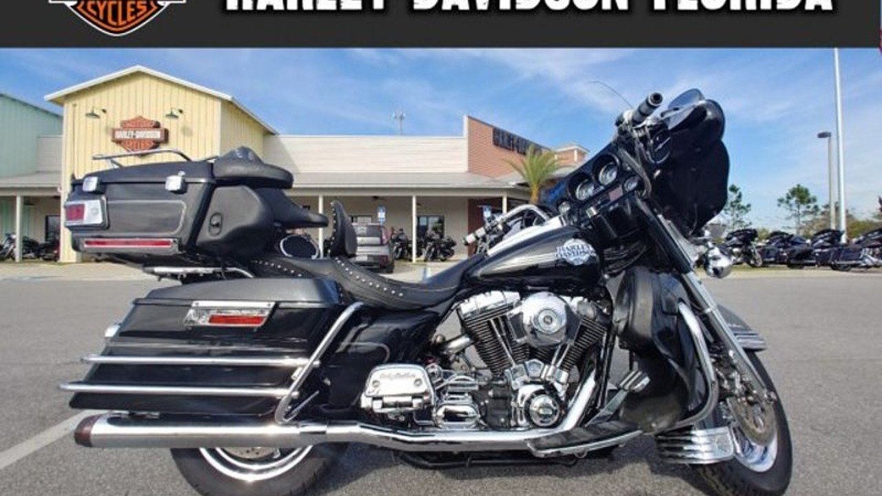 2005 Harley-Davidson Touring for sale 200546658