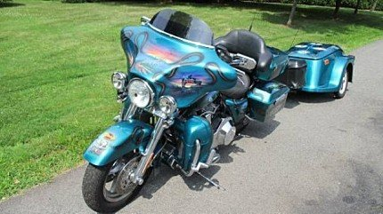 2005 Harley-Davidson Touring for sale 200536530