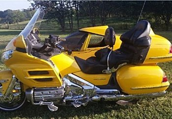 2005 Honda Gold Wing for sale 200390895