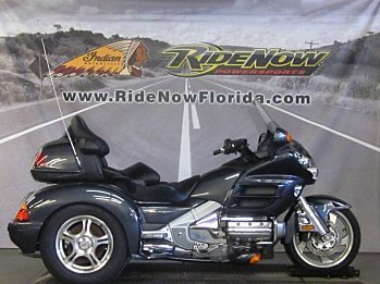 2005 Honda Gold Wing for sale 200565883