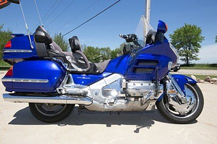 2005 Honda Gold Wing for sale 200575606