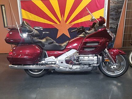 2005 Honda Gold Wing for sale 200589247